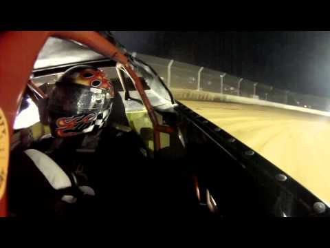 Putnam County Speedway 7-12-15 Feature(LLM) On-Car(75) Driver Door Rear view
