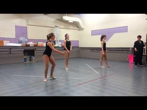 Wynyard Grade 5 Ballet Exam
