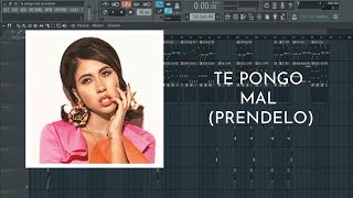 Kali Uchis, Jowell y Randy - te pongo mal (prendelo)   FL Studio Remake смотреть онлайн в хорошем качестве бесплатно - VIDEOOO