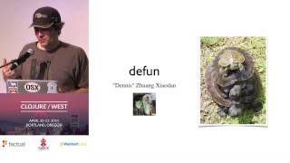 Sean Johnson - Pattern Matching in Clojure