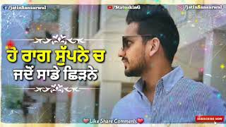 Spare Part || Gurjazz || New Punjabi Song || Whatsapp Status Video || Only Status