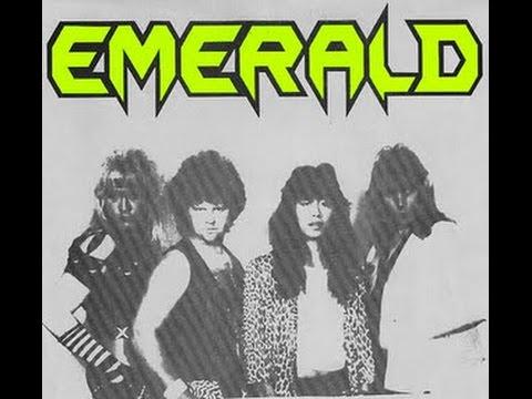 Emerald (1987) - Armed for Battle - Full Album (Christian Heavy Metal)