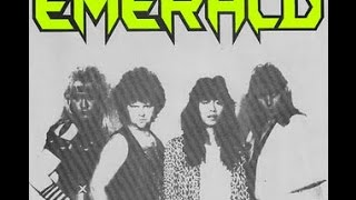 Emerald (1987) - Armed for Battle - Full Album (Christian Heavy Metal)