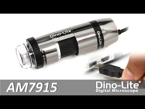 Dino-Lite AM7915MZT(L)  5MP with Focus Stacking & Automatic Magnification Reading