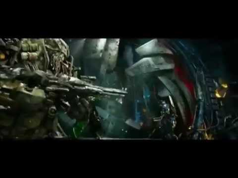 Transformers 4: Age of Extinction final trailer Linkin park '' BURN IT DOWN ''
