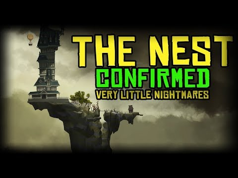 ANDROID VERSION? THE NEST CONFIRMED! Very Little Nightmares