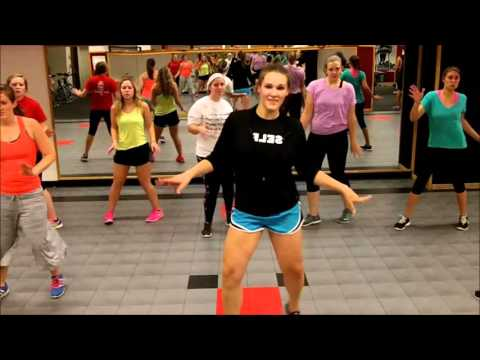 Dance Fitness-Dance With Me Tonight by Olly Murs