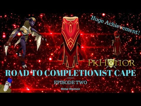 [PkHonor] Road to Enchanted Comp Ep 2 | Correcting History! | Max Cape already?!