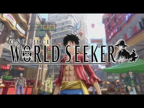 One Piece: World Seeker - Full Movie (ALL CUTSCENES) W/ SUBTITLES [1080p 60FPS HD]