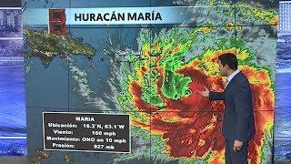 Noticiero Wapa (Huracán María en Puerto Rico)
