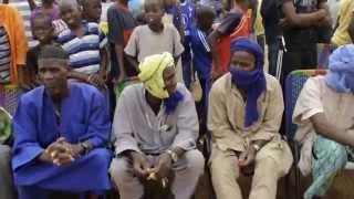 stade de koly Bandiougou traore kirane kaniaga 2013