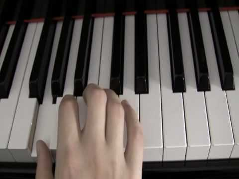 How to play piano: Lesson #2