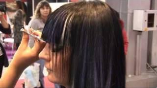 Ленточное наращивание волос, InterCHARM 2010