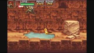 Metal Slug Advance - Level 6 (Dungeon)