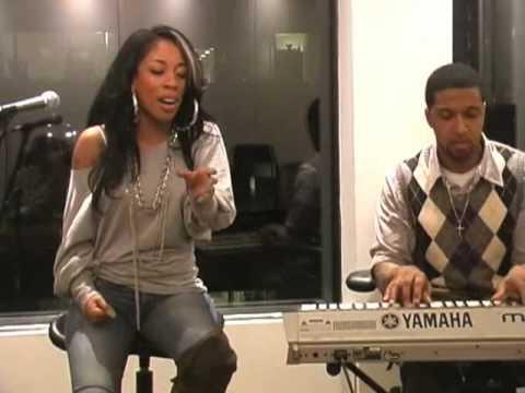 K. Michelle Live Performance of Fallin'