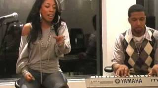 K. Michelle Live Performance of Fallin