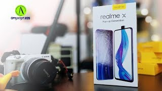 Realme X Unboxing , ada Realme 5 dan 5 Pro?