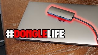A Dongle to End Dongle Life - Aplomb USB-C Hub Review