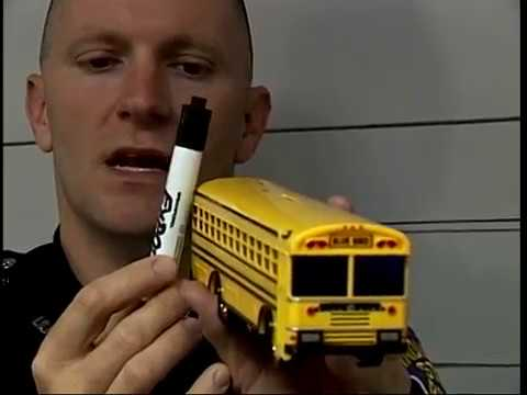 Indiana State Police - 2004 School Summer Bus Safety