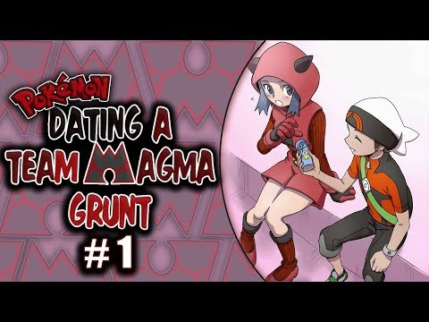 Dating a team magma grunt tv tropes