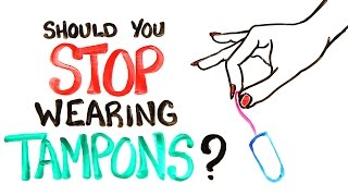 Repeat youtube video Should You Stop Wearing Tampons?
