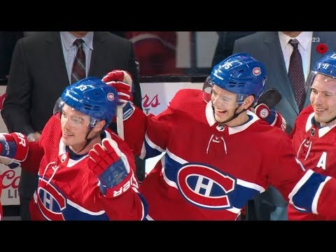 Canadiens Score Twice In Two Seconds To Set NHL Record!