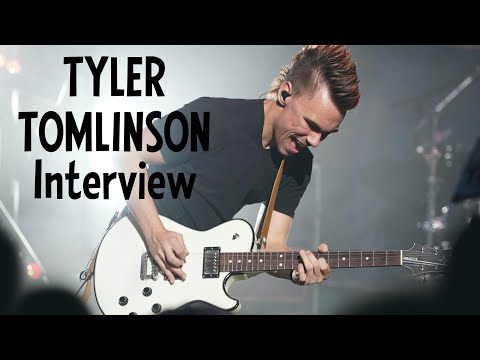 Tyler Tomlinson Interview - Seth Ennis & Eric Paslay Touring Guitarist - Everyone Loves Guitar #116