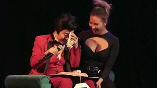 Drag king Wang Newton's Happy Beginnings Show! May 28, 2018 NYC