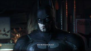 Batman: Arkham Knight (PC)(V7.43/Arkham City Suit Walkthrough)[Part 1] - The Long Halloween