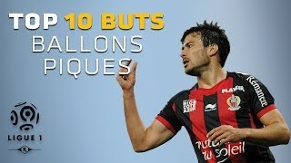 TOP 10 Ballons Piqués - Ligue 1 / 2012-2014