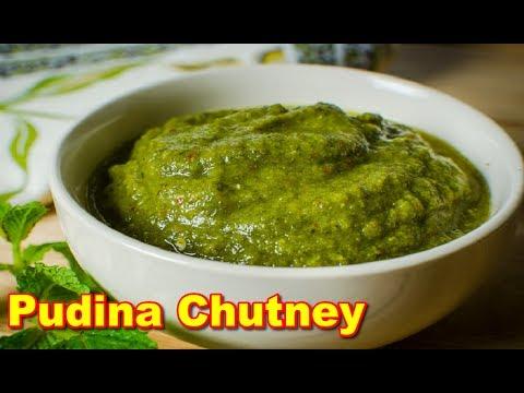 Pudina (Mint) Chutney Recipe for Dosa/Idli in Tamil | புதினா சட்னி