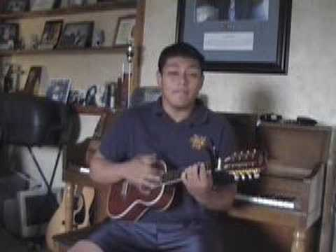 Hey There Delilah (Cover) on Uke
