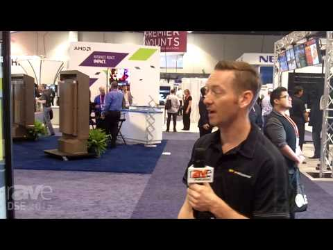 DSE 2015: Tightrope Media Systems Show Interactive Kiosk With Slackline Game