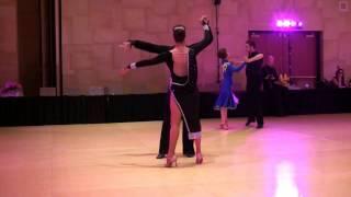 Ballroom Pro-Am Latin Open Bronze 3-Dance: Chacha, Rumba, Jive. 2014 Tulip Classic.