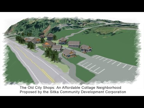 SCDC - Sitka Community Land Trust (CLT) Cottage Neighborhood plan