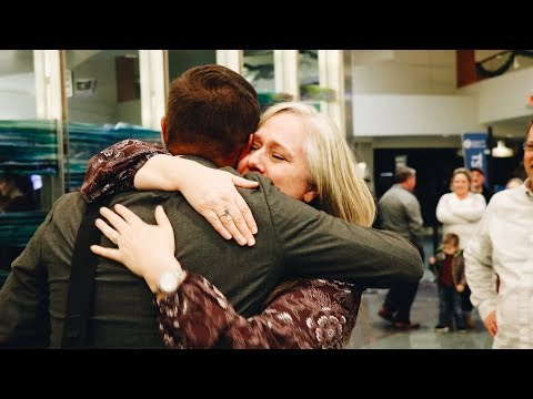 Welcome Home Elder Cole!! | MISSIONARY HOMECOMING