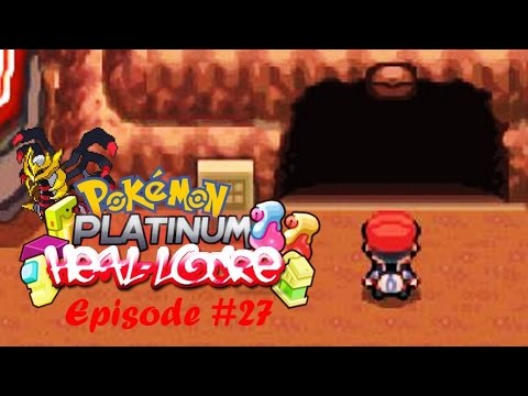 "Pokemon Platinum Heal-Locke Episode #27 ""Everyone survives? I think not"""
