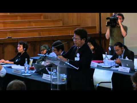 International People's Tribunal 1965 Live Stream
