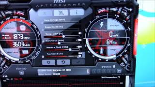 Nividia GT 1030 Mining review (nicehash)