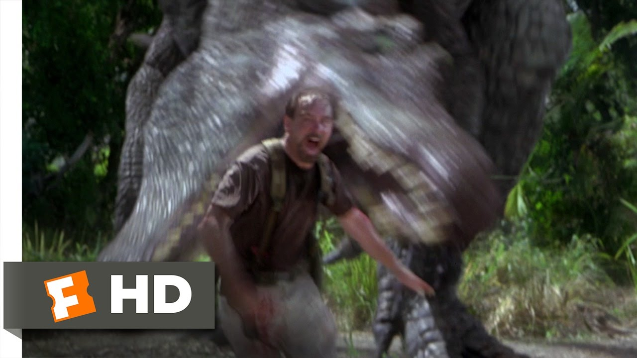 Jurassic Park 3 1 10 Movie Clip Crash Landing 2001