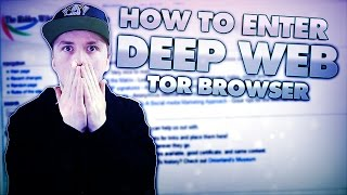How To Enter The Deep Web - DeepWebMonday #20
