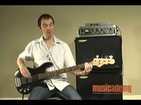 Download In Christ Alone - Bass Guitar Lesson