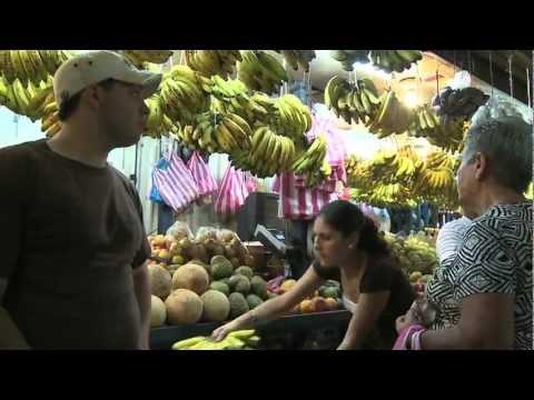 Costa Rica City Life