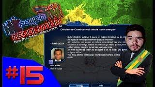 OS FRUTOS DA PESQUISA TECNOLÓGICA!!! - GEOPOLITICAL SIMULATOR 4 #15 - (Gameplay/PC/PT-BR) HD
