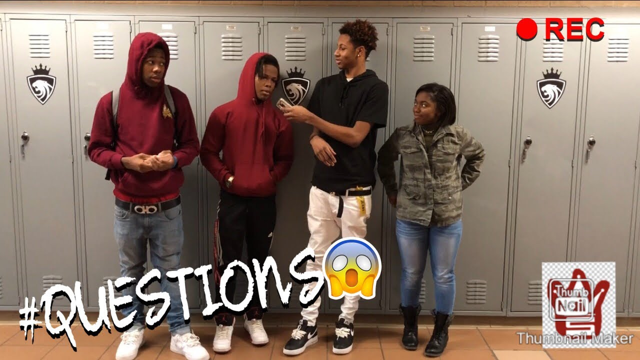 WSHH Questions: Ep 1. | High School Edition!