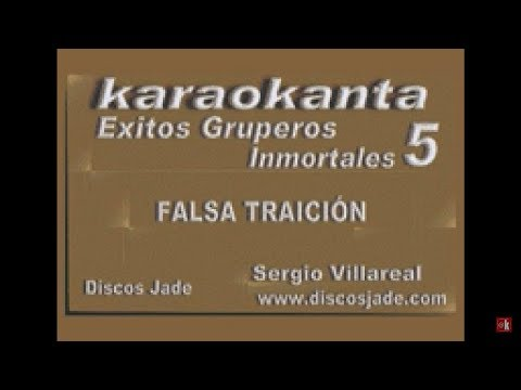 Karaokanta - Sonido Master - Falsa traicion