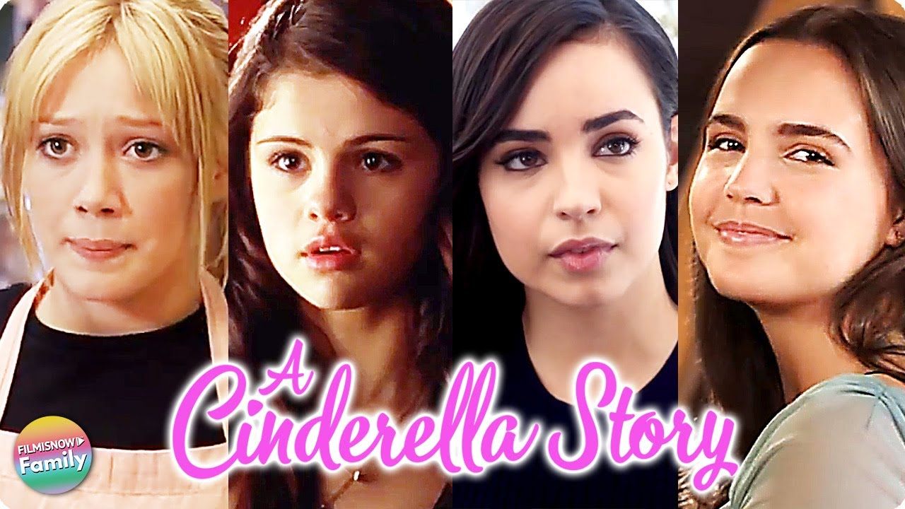Download A CINDERELLA STORY - Movie Series | All Trailers Compilation