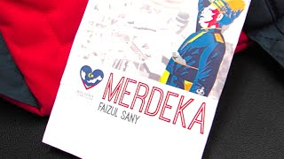 Lagu Tema MHS UM 15/16 | Merdeka by Faizul Sany