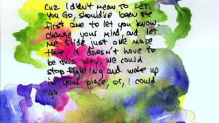 "SOJA - ""Let You Go"" Lyrics Video"