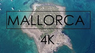 Unique Mallorca in 4K - DJI drone views
